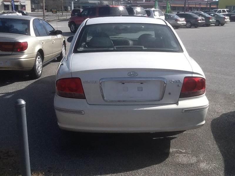2004 Hyundai Sonata GLS 4dr Sedan - Florence SC