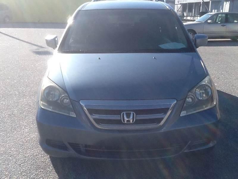 2006 Honda Odyssey EX 4dr Mini Van   Florence SC