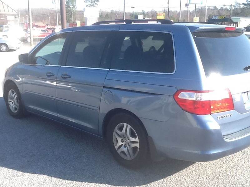 2006 Honda Odyssey EX 4dr Mini-Van - Florence SC