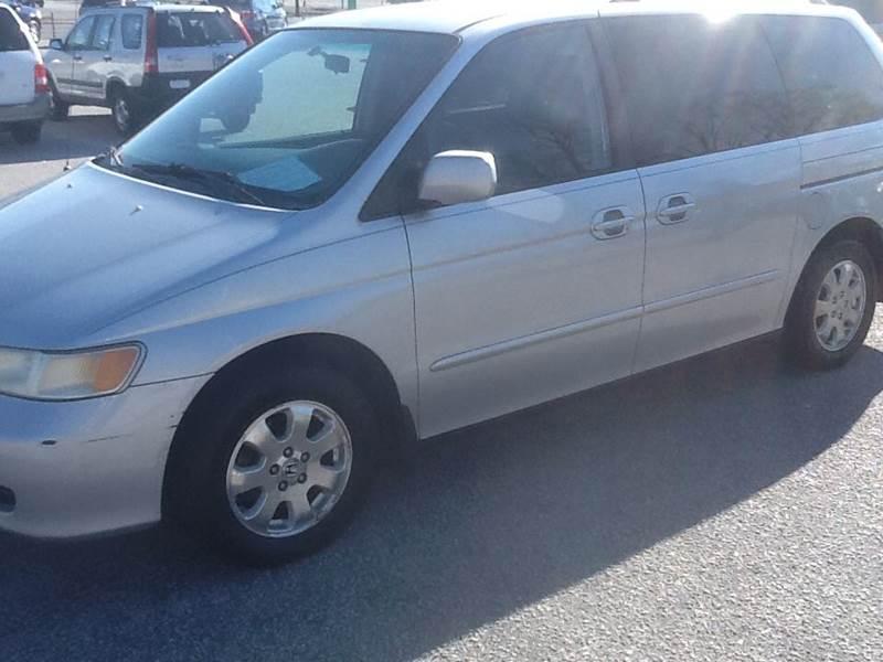 2003 Honda Odyssey EX-L 4dr Mini-Van w/DVD and Leather - Florence SC