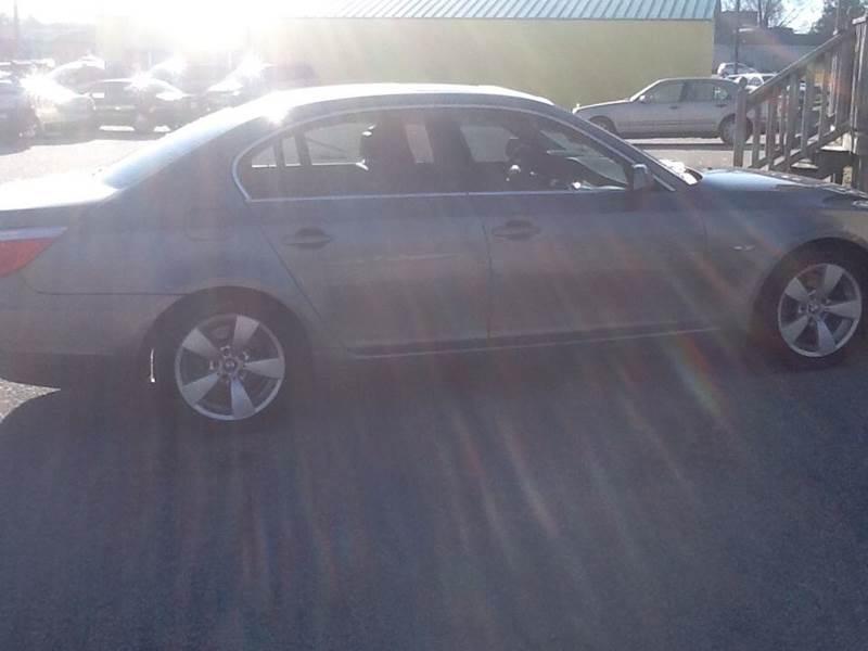 2008 BMW 5 Series 528i 4dr Sedan Luxury - Florence SC