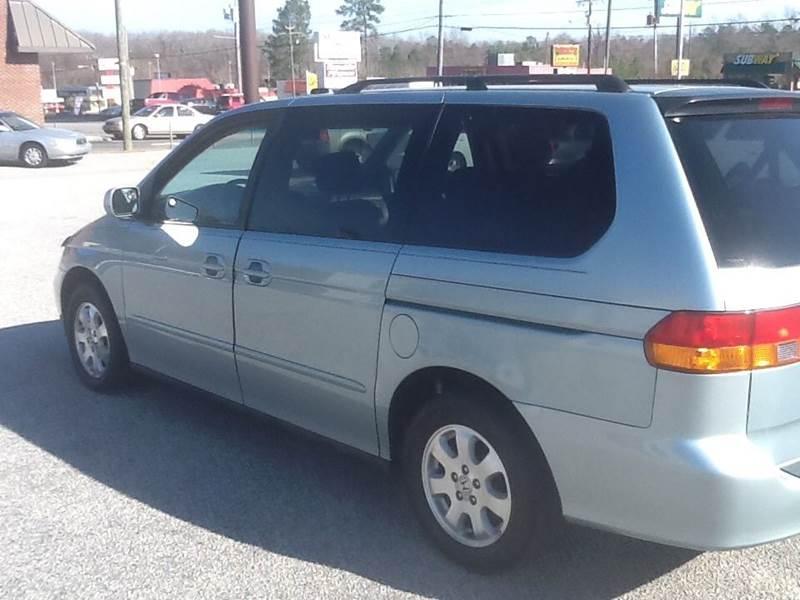 2003 Honda Odyssey EX-L 4dr Mini-Van w/Leather and Navi - Florence SC