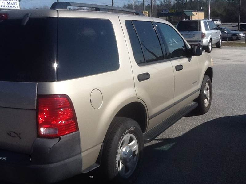 2004 Ford Explorer XLS 4dr SUV - Florence SC