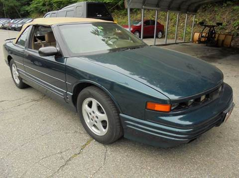 1995 Oldsmobile Cutlass Supreme for sale at Precision Valley Auto Sales in Springfield VT