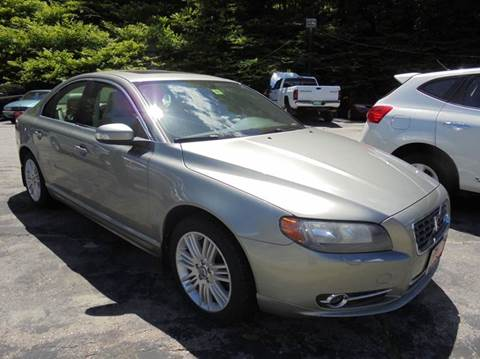 2007 Volvo S80 for sale at Precision Valley Auto Sales in Springfield VT