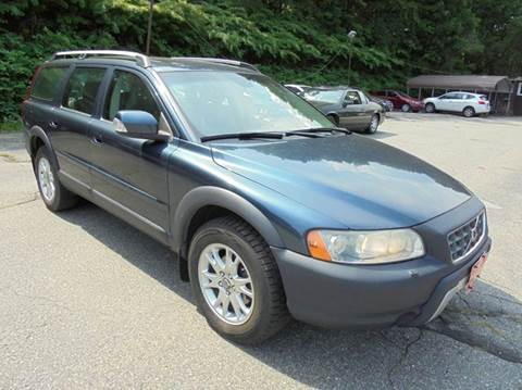 2007 Volvo XC70 for sale at Precision Valley Auto Sales in Springfield VT