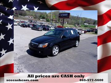2009 Kia Spectra for sale in Knoxville, TN