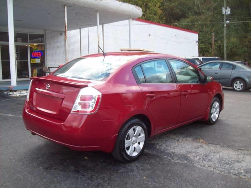 2011 Nissan Sentra 2.0 4dr Sedan 6M - Knoxville TN
