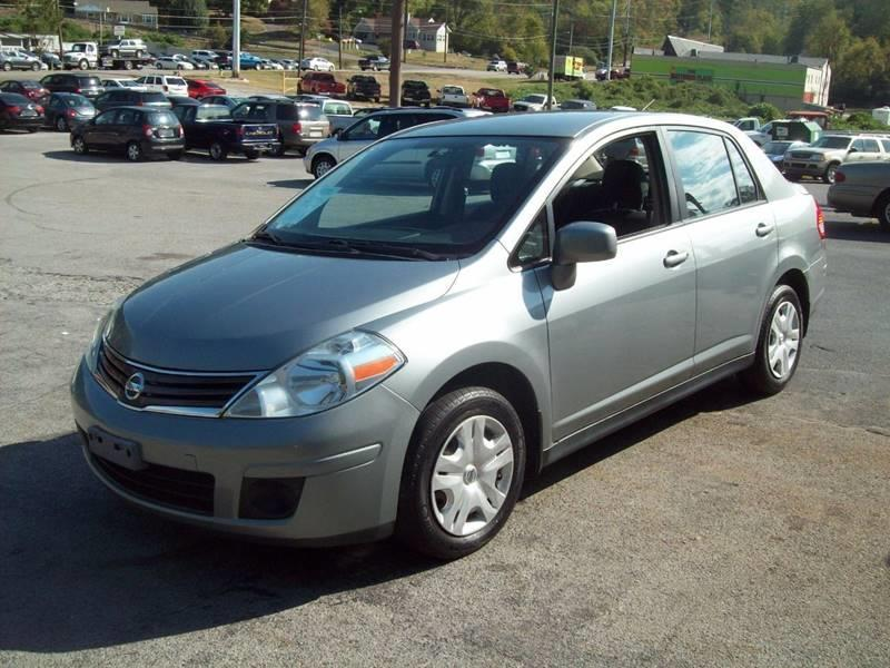 2010 Nissan Versa 1.8 S 4dr Sedan 4A - Knoxville TN