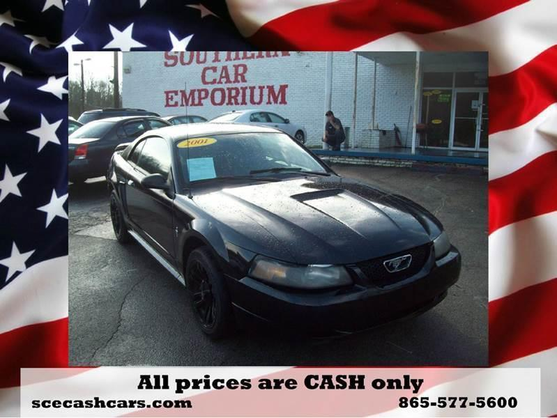 2001 Ford Mustang 2dr Coupe - Knoxville TN