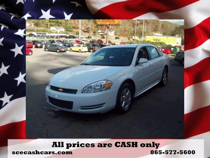 2011 Chevrolet Impala LT Fleet 4dr Sedan w/2FL - Knoxville TN