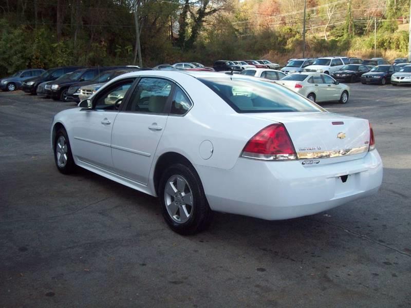 2011 Chevrolet Impala LT Fleet 4dr Sedan w/2FL - Knoxville TN