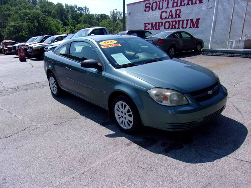 2009 Chevrolet Cobalt LS 2dr Coupe w/ 1LS - Knoxville TN