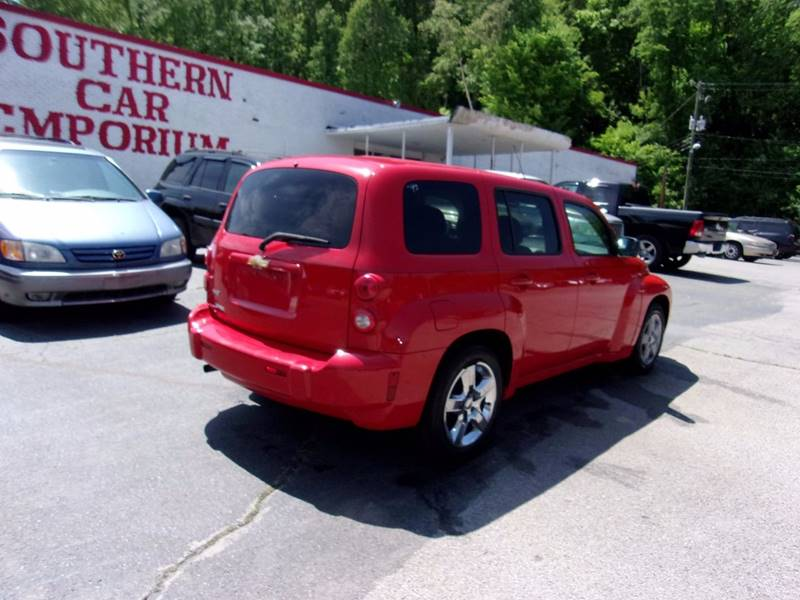 2008 Chevrolet HHR LT 4dr Wagon - Knoxville TN