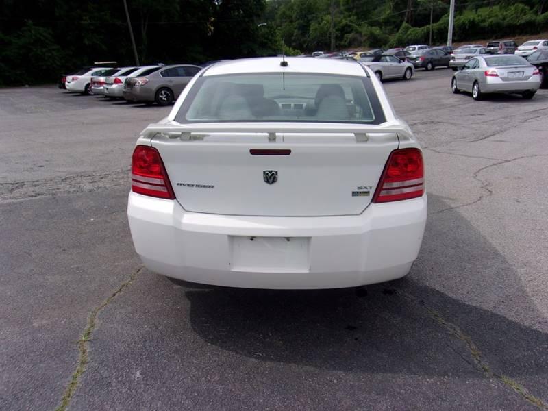2008 Dodge Avenger SXT 4dr Sedan - Knoxville TN