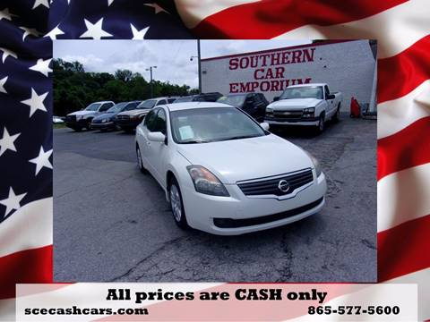 2009 Nissan Altima for sale in Knoxville, TN