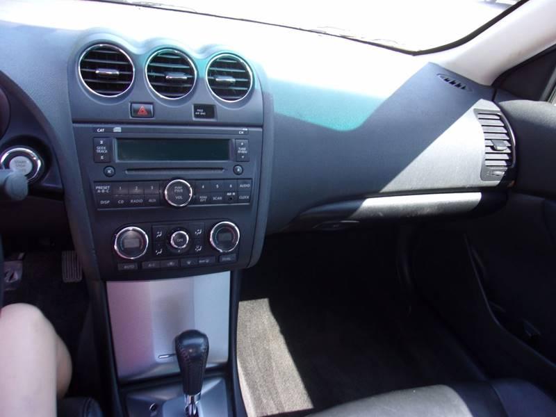 2008 Nissan Altima 2.5 S 4dr Sedan CVT - Knoxville TN