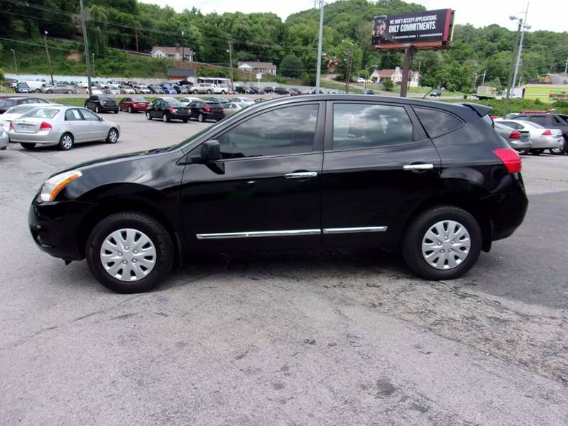 2011 Nissan Rogue AWD S 4dr Crossover - Knoxville TN