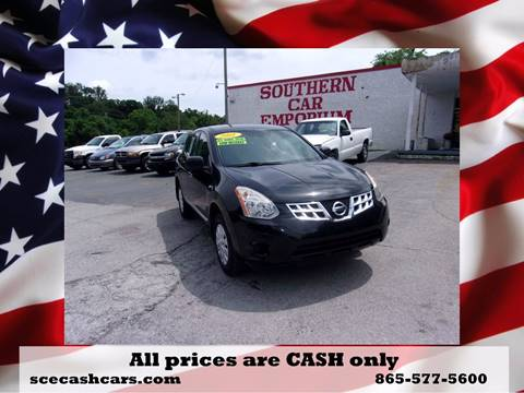 2011 Nissan Rogue for sale in Knoxville, TN