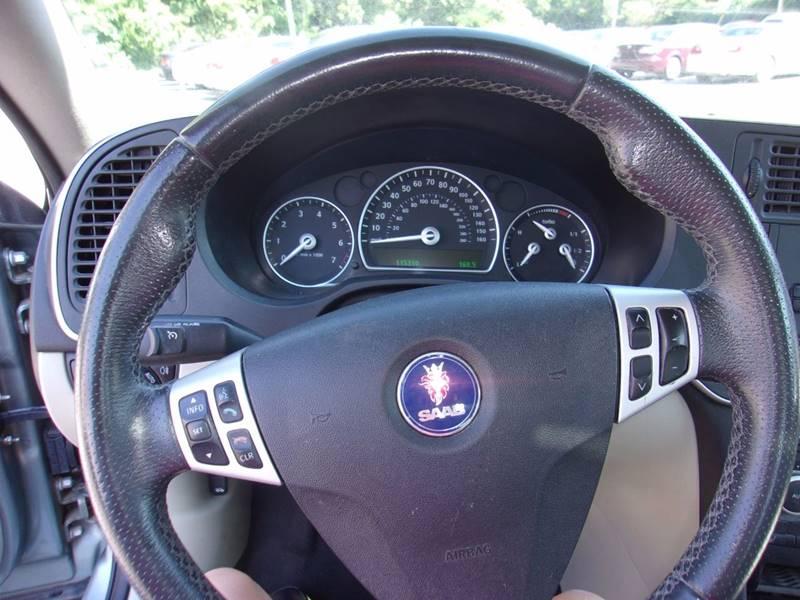 2009 Saab 9-3 2.0T Comfort 4dr Sedan - Knoxville TN