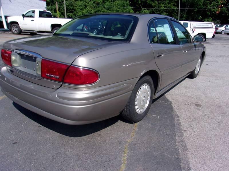 2004 Buick LeSabre Custom 4dr Sedan - Knoxville TN