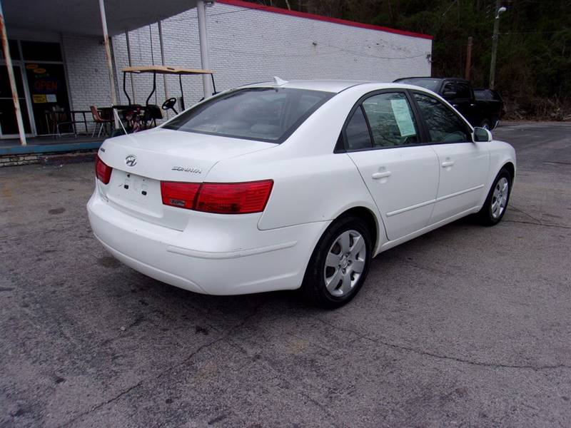 2010 Hyundai Sonata GLS 4dr Sedan - Knoxville TN