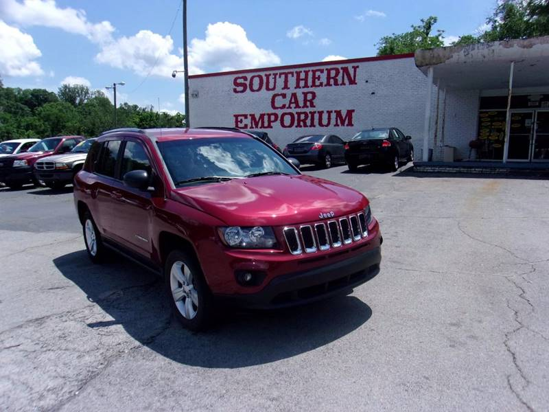 2014 Jeep Compass Sport 4dr SUV - Knoxville TN