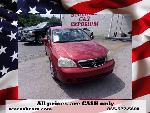 2007 Suzuki Forenza for sale in Knoxville, TN