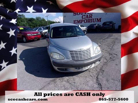 2001 Chrysler PT Cruiser for sale in Knoxville, TN