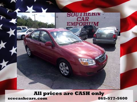 2008 Kia Spectra for sale in Knoxville, TN