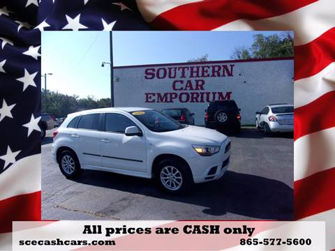 2012 Mitsubishi Outlander Sport for sale in Knoxville, TN