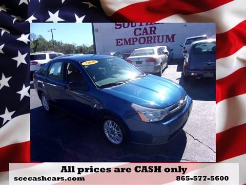 2008 Ford Focus for sale in Knoxville, TN