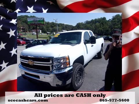 2011 Chevrolet Silverado 2500HD for sale in Knoxville, TN