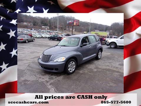 2007 Chrysler PT Cruiser for sale in Knoxville, TN