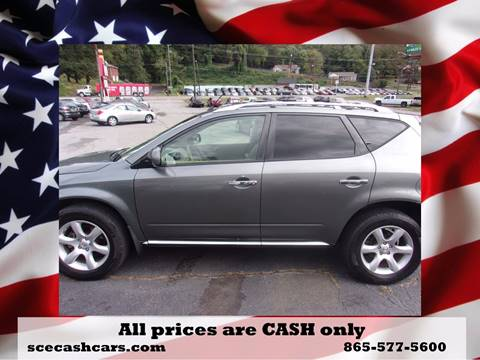 2006 Nissan Murano for sale in Knoxville, TN