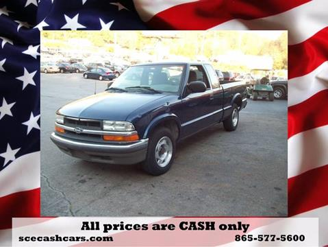 2001 GMC Sonoma for sale in Knoxville, TN