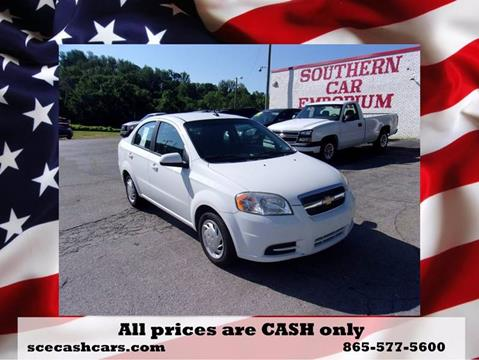 2011 Chevrolet Aveo for sale in Knoxville, TN