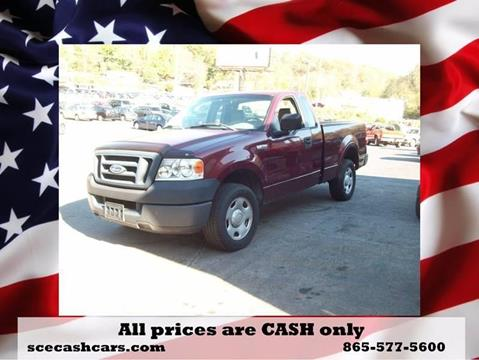 2005 Ford F-150 for sale in Knoxville, TN