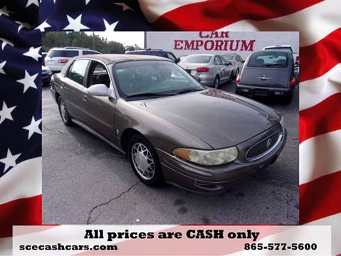 2002 Buick LeSabre for sale in Knoxville, TN