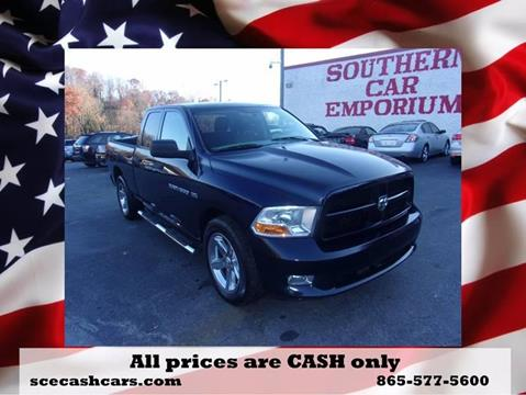2012 RAM Ram Pickup 1500 for sale in Knoxville, TN