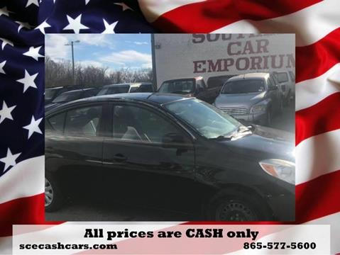 2012 Nissan Versa for sale in Knoxville, TN