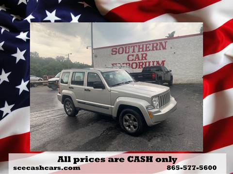 2009 Jeep Liberty for sale in Knoxville, TN