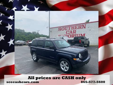 2014 Jeep Patriot for sale in Knoxville, TN