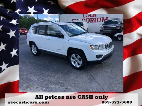 2011 Jeep Compass for sale in Knoxville, TN