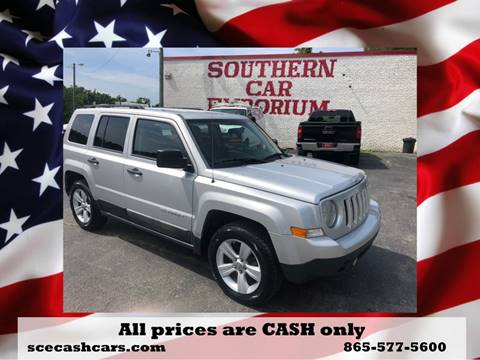 2011 Jeep Patriot for sale in Knoxville, TN