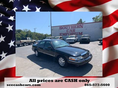 2004 Mercury Grand Marquis for sale in Knoxville, TN