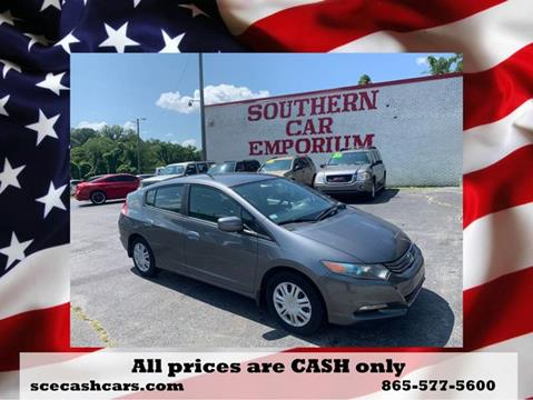 2010 Honda Insight for sale in Knoxville, TN