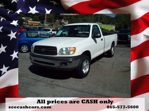 2002 Toyota Tundra for sale in Knoxville, TN