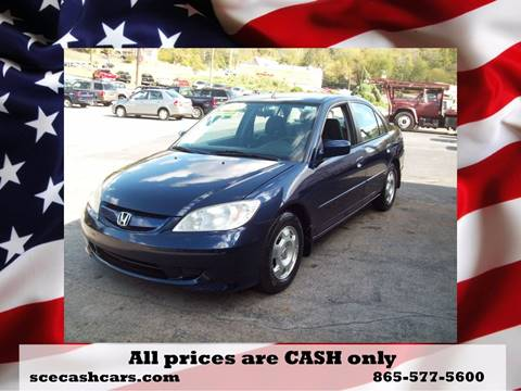 2005 Honda Civic for sale in Knoxville, TN