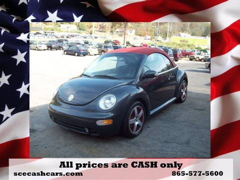 2005 Volkswagen New Beetle for sale in Knoxville, TN